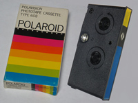 Polaroid Phototape Type 608