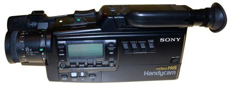Delaware Digital Video Factory - DDVF com - Sony CCD-V99 Hi8